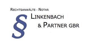 Logo Rechtsanwalt Notar Linkenbach & Partner