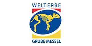 Logo der Welterbe Grube Messel gGmbH